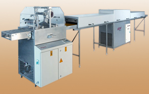 Mini Chocolate Coating Line